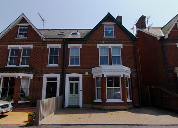 Thumbnail 4 bed semi-detached house for sale in Ranelagh Road, Felixstowe