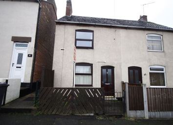 Thumbnail 2 bed property to rent in Spring Street, Castle Gresley, Swadlincote, Derbyshire