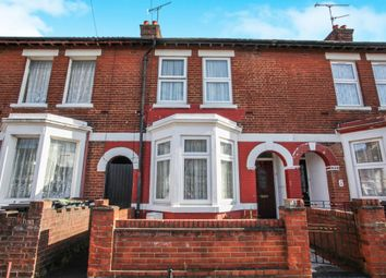 Thumbnail 3 bed terraced house for sale in Denbigh Road, Luton