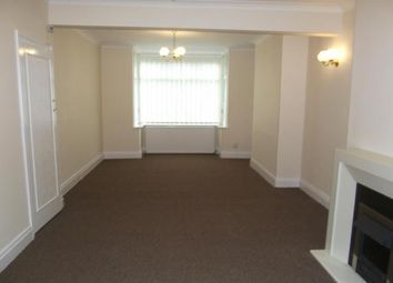 Thumbnail 3 bed terraced house to rent in Chipchase Road, Middlesbrough