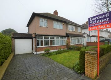 Thumbnail 3 bed semi-detached house for sale in Arbroath Road, London