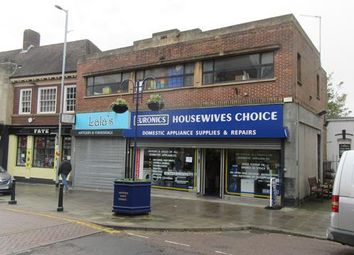 Thumbnail Retail premises for sale in 107 - 111 High Street, Rushden, Northamptonshire