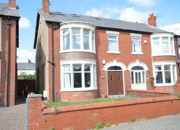 Thumbnail 3 bed flat for sale in Boscombe Road, South Shore, Blackpool
