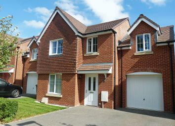 Thumbnail 4 bed detached house for sale in Thompson Road, Tidworth