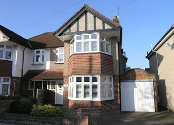 Thumbnail 4 bed property for sale in Strathearn Avenue, Whitton, Twickenham