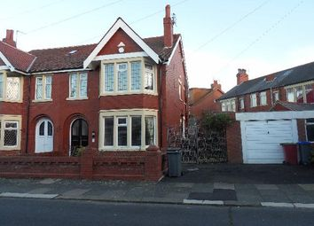Thumbnail 4 bed semi-detached house to rent in Kenwyn Ave, Blackpool