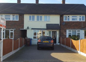 Thumbnail 3 bed terraced house for sale in South Road, South Ockendon