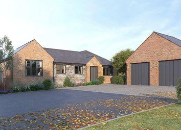 Thumbnail 3 bedroom detached bungalow for sale in Hills Mede, Tibshelf, Alfreton