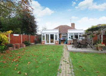 Thumbnail 2 bed detached bungalow for sale in Margate Road, Herne Bay