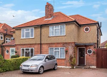 Thumbnail 3 bed semi-detached house for sale in Winton Drive, Croxley Green, Rickmansworth