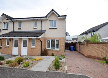 Thumbnail 3 bed semi-detached house to rent in Chestnut Lane, Tullibody, Stirling