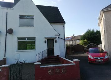 Thumbnail 3 bedroom semi-detached house for sale in Waterside Road, Kilwinning