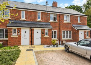 Thumbnail 2 bed terraced house for sale in Marsh Close, Petersfield