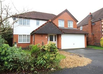 Thumbnail 4 bed property for sale in Hedgerows Road, Leyland