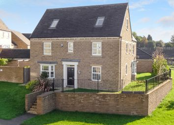 Thumbnail 6 bed detached house for sale in Mill Walk, Otley
