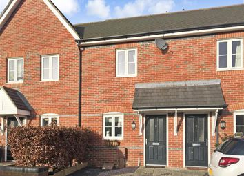 Thumbnail 2 bed terraced house for sale in School Close, Westergate, Chichester, West Sussex