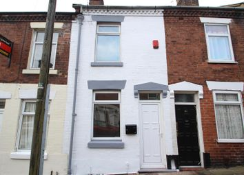 Thumbnail 2 bed terraced house to rent in Lowther Street, Hanley, Stoke-On-Trent
