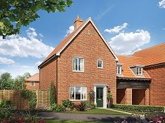 Thumbnail 3 bed semi-detached house for sale in Ipswich Road, Needham Market