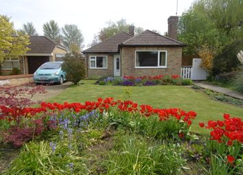 Thumbnail 2 bedroom detached bungalow for sale in North Fen Road, Glinton, Peterborough