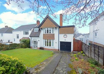 Thumbnail 3 bed detached house for sale in Grangefields Road, Shrewsbury