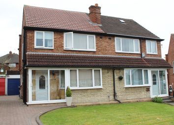 Thumbnail 3 bed semi-detached house for sale in Pinewood Close, Great Barr, Birmingham