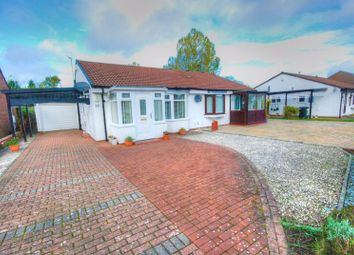 Thumbnail 2 bed semi-detached bungalow for sale in Fernlea Gardens, Ryton