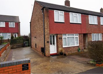 Thumbnail 3 bed end terrace house for sale in Monks Road, Netley Abbey