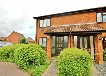 Thumbnail 2 bed semi-detached house to rent in Elgar Grove, Browns Wood, Milton Keynes