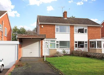 3 bed semi-detached house for sale in Linden Avenue, Wellington, Telford TF1