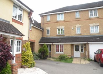 Thumbnail 5 bedroom town house for sale in Campion Road, Hatfield