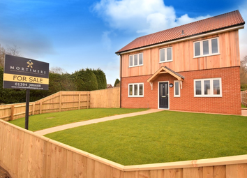 Thumbnail 3 bed detached house for sale in Bealings Road, Martlesham, Woodbridge