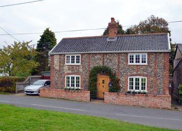 Thumbnail 3 bedroom detached house for sale in Upper Green, Felsham, Bury St. Edmunds