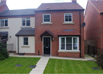 Thumbnail 4 bedroom semi-detached house for sale in Wetherby Road, Boroughbridge