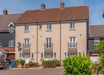 Thumbnail 4 bed town house for sale in Acorn Way, Bury Saint Edmunds, Suffolk