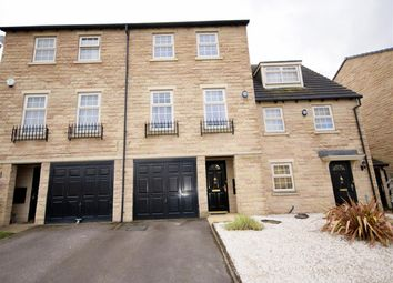 Thumbnail 3 bed town house for sale in Oxley Road, Huddersfield