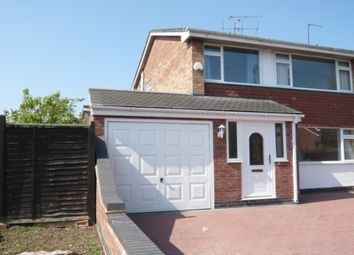 Thumbnail 3 bed semi-detached house to rent in New Street, Cubbington, Leamington Spa