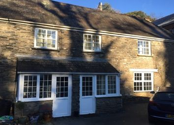 Thumbnail 3 bed farmhouse to rent in Menheniot, Liskeard