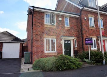 Thumbnail 3 bedroom end terrace house for sale in Coopers Meadow, Coventry