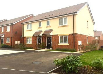 Thumbnail 3 bed semi-detached house for sale in Kiln Crescent, Worcester