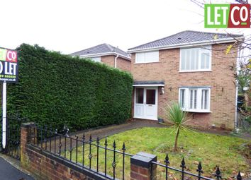 Thumbnail 3 bed detached house to rent in Hollam Drive, Fareham