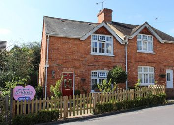 Thumbnail 3 bed semi-detached house for sale in Wings Road, Farnham