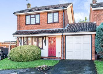Thumbnail 3 bed detached house for sale in Larch Croft, Tividale, Oldbury