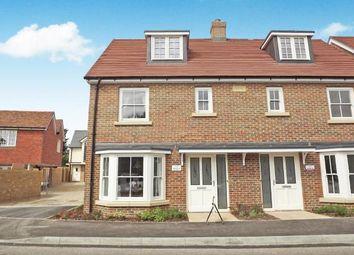 Thumbnail 3 bed semi-detached house for sale in Elderflower Cottage, Chequers Hill, Doddington, Kent