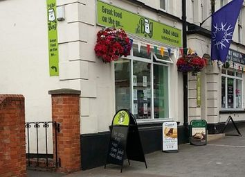Thumbnail Retail premises for sale in Chard, Somerset