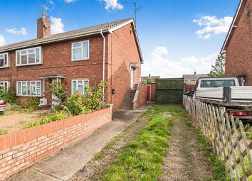 Thumbnail 2 bed maisonette for sale in Crane Avenue, Yaxley, Peterborough