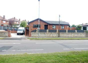 Thumbnail 2 bed detached bungalow for sale in Valley Road, Worksop