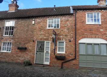 Thumbnail 2 bed terraced house to rent in Bannister Court, Back Lane, Easingwold