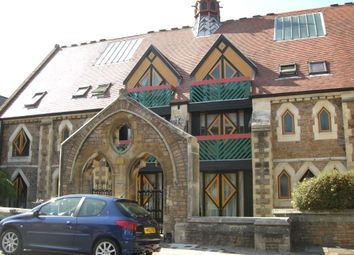 Thumbnail 1 bed flat to rent in Garden Court, Alma Vale Road, Bristol