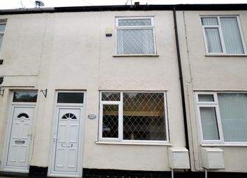 Thumbnail 2 bed terraced house to rent in Top Road, Chesterfield