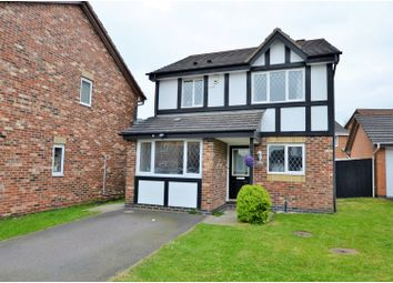 Thumbnail 3 bed detached house for sale in Cottesbrooke Gardens, Northampton